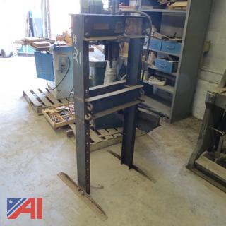 OTC Hydraulic Press