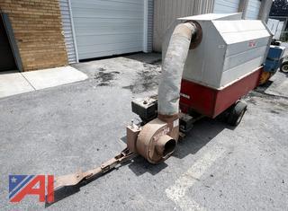 Trac-Vac Pull Behind Leaf VAC