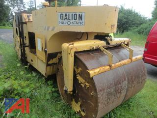 Galion Roll-O-Matic Road Roller