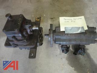 1993 Permco Hydraulic Pump & PTO