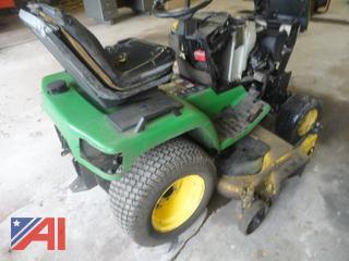 "1991 John Deere 425 60"" Lawn Tractor"