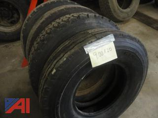 9.00R20.00 Various Truck Tires