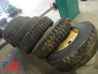12R22.5 Truck Tires
