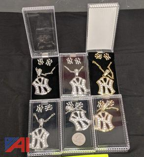 New York Necklaces & Earrings