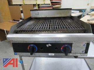 Wells Griddle / Star Charbroil