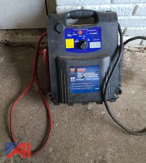 Portable Power Source Jumper