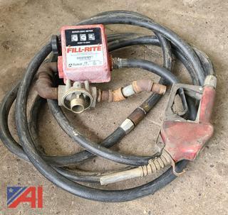 Fill-Rite Portable Gas Pump