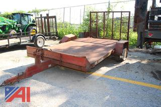 1995 Car Mate Trailer with Ramp