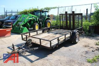 Carry On Trailer with Ramp