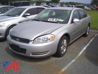 2007 Chevy Impala Sedan