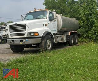 *Lot Updated* 1998 Ford Louisville LT9522 Water Tanker