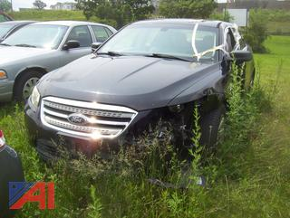 Scrap Ford Taurus's