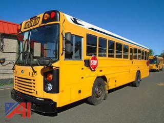 2011 Blue Bird All American School Bus