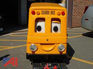 2000 Robotronics Barney Training Bus