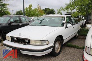 1991 Chevy Caprice Sedan