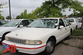 1993 Chevy Caprice Sedan