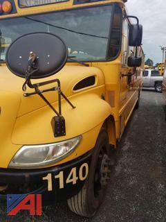 (#1140) 2012 International CE School Bus
