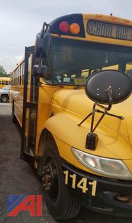(#1141) 2012 International CE School Bus
