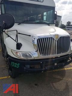 (#1325) 2014 International 3000 School Bus with Wheel Chair Lift