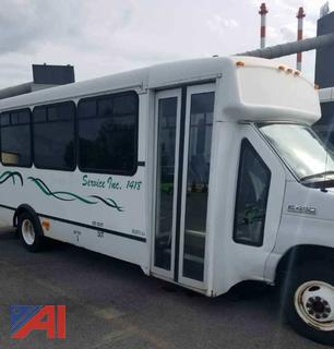 (#1418) 2014 Ford E450 Mini School Bus