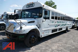(#1319) 2014 International 3000 CE School Bus with Wheel Chair Lift