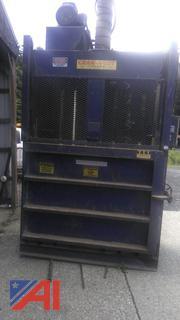 Cram-A-Lot Cardboard Compactor