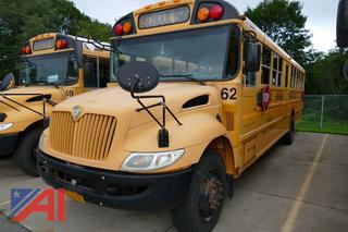 (#62) 2010 International CE3000 School Bus
