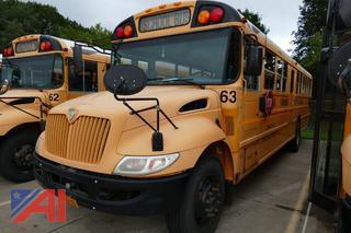 (#63) 2010 International CE3000 School Bus