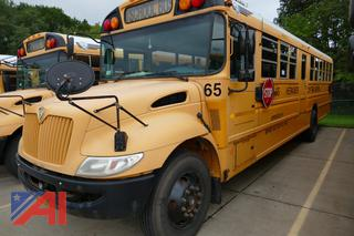 (#65) 2011 International CE3000 School Bus