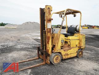 CAT T45B 4500 LP Forklift