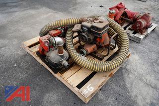 Portable Trash Pumps