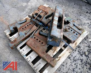 New Holland Tractor Weights and Mound