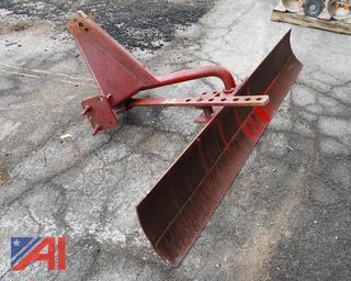 7' Steel Angle Blade Attachment