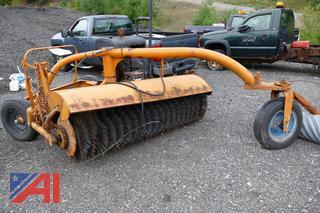 7' Electric Sweeper Broom
