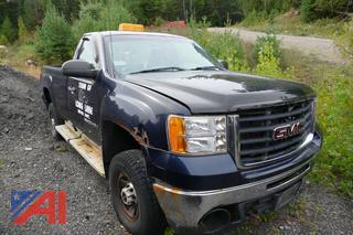 2008 GMC Sierra 3500HD Pickup Truck