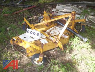 1996 Woods RM660 6' Mow Deck