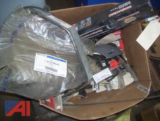 Various Box of Truck Parts