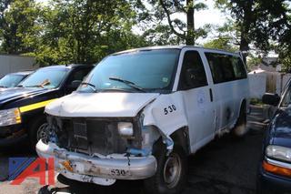 1996 Chevy Express G3500 Van