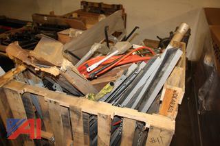 Assorted Auto Parts & Scrap