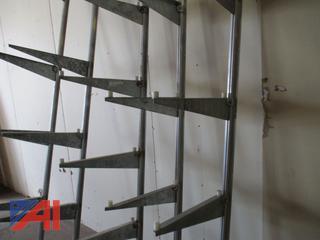 Wall Mounty Shelving Brackets