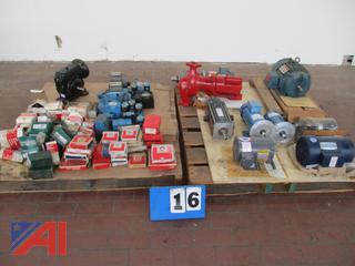 Pumps, Motors and More