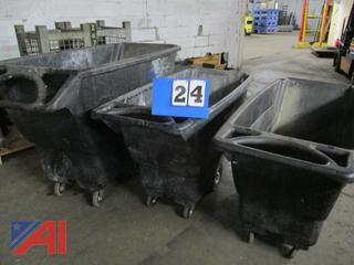 Trash Carts and Bins