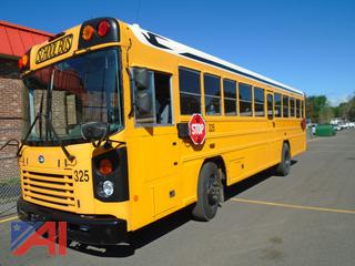 2011 Blue Bird D3 School Bus