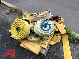 Assorted Fire Hoses