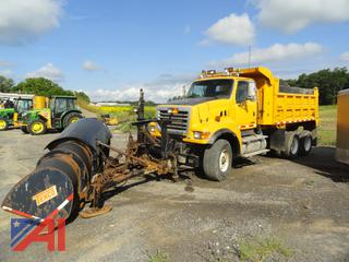 2005 Sterling LT9511 Dump Truck with Plow & Wing