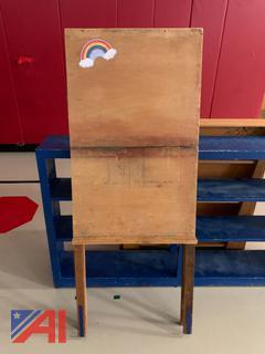 Wooden Foldable Easel