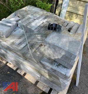 Concrete Pavers & Cinder Blocks