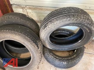 Good Year Ultr-Grip 205/65R16 Winter Tires & More