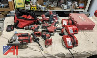 Milwaukee Cordless Hand Tools & Chargers