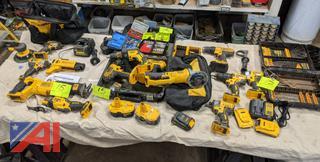 DeWalt Cordless Hand Tools